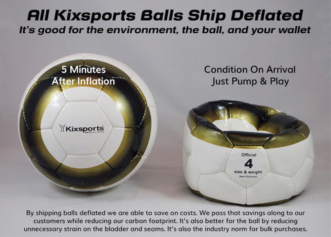 KixFriction Ball - Soccer Training - Balls -  - Kixsports - 9