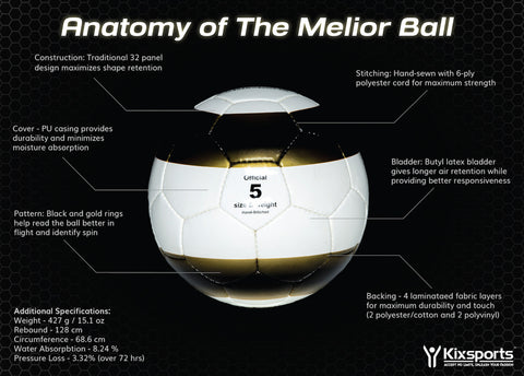 Melior Ball Team 6 Pack - 38% OFF - Balls -  - Kixsports - 2