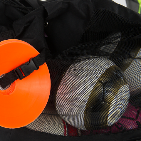 Defender Soccer Ball Bag - Bags -  - Kixsports - 3
