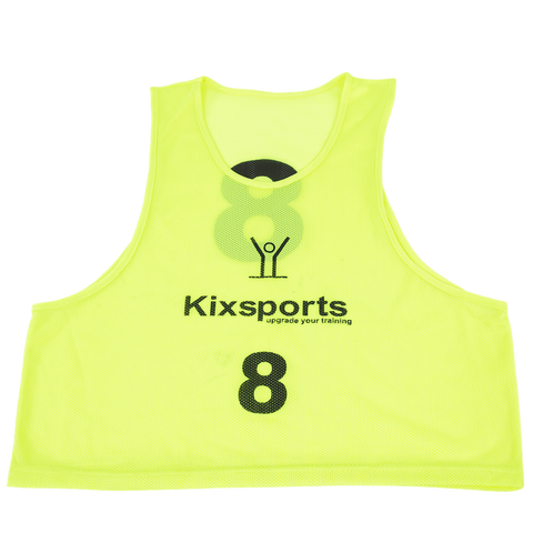 Training Vests (12 Pack) - Vests - Yellow - Kixsports - 2