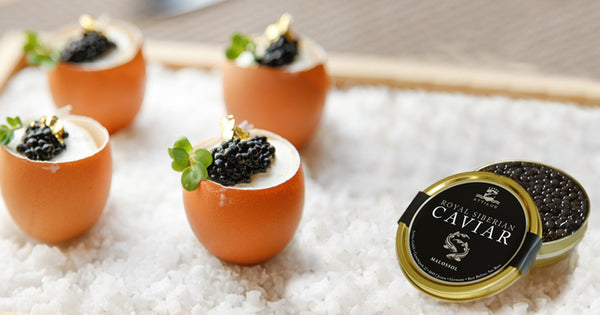 Easter Offer | Attilus Royal Siberian Caviar