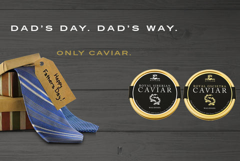 Attilus Caviar Father's day promo | Caviar sale | Buy online