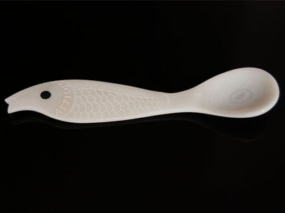 Attilus Mother of Pearl Spoon | Buy Caviar online