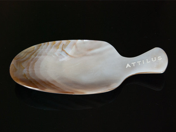 Attilus Caviar Mother of Pearl Dish