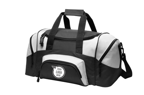 Colorblock Small Sport Duffel