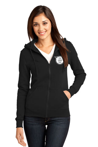 Juniors The Concert Fleece™ Full-Zip Hoodie