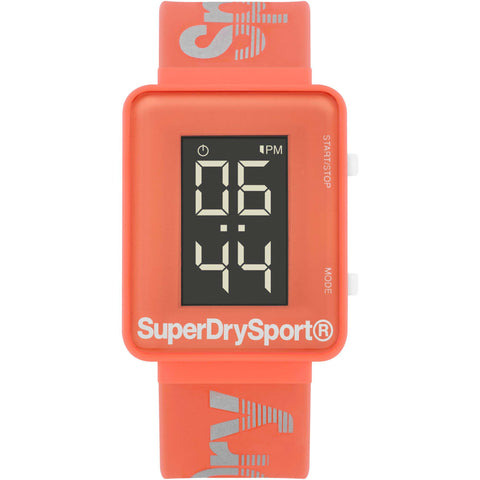 Superdry Sport Coral Watch