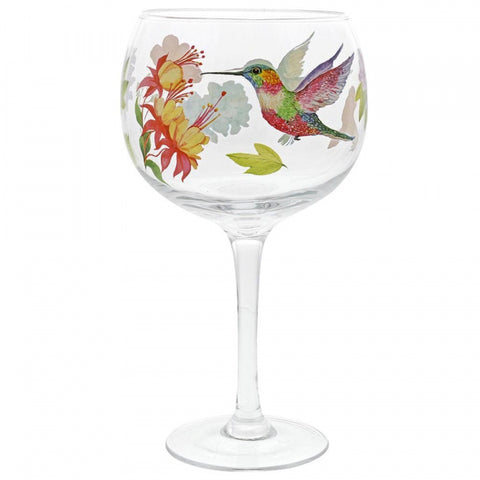 Ginology Hummingbird Gin Copa Glass