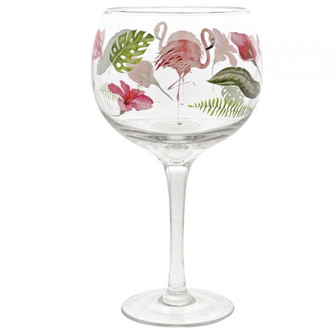 Ginology Flamingo Gin Copa Glass