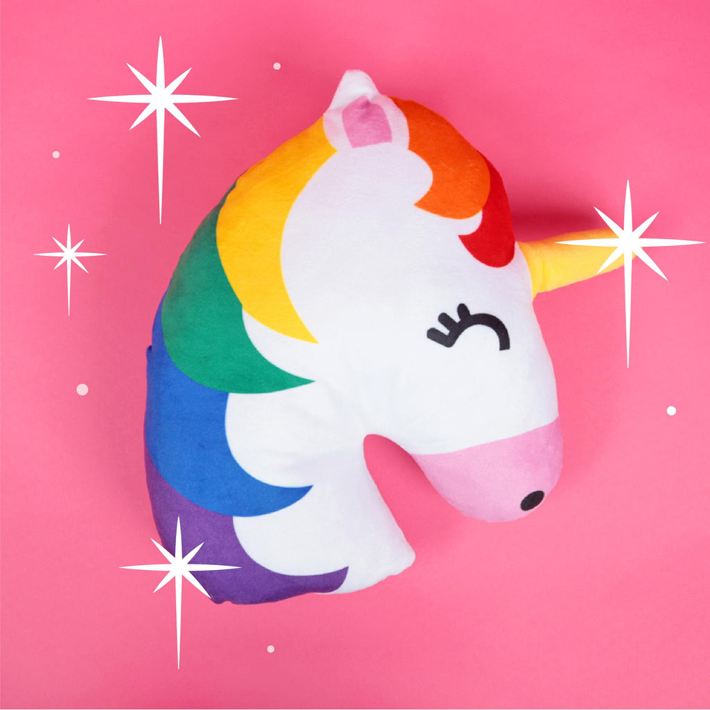 Unicorn Emotive Cushion