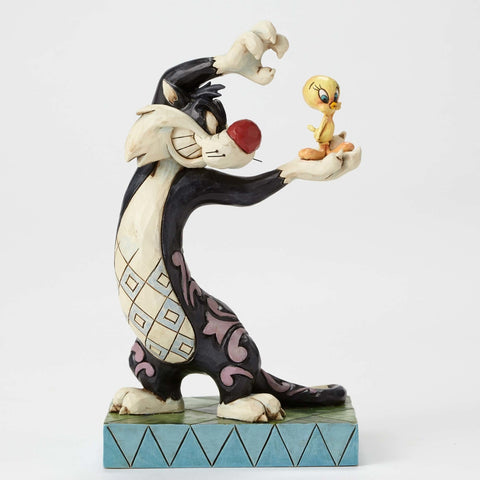 Sylvester and Tweety - I Thought I Saw A Puddy Tat Figurine