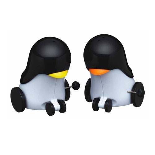 Rolling Penguin Salt and Pepper Shakers
