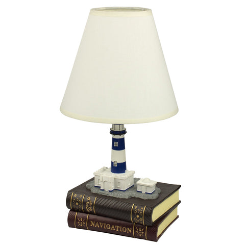 Lighthouse Library Lamp