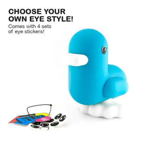 Blue Duck Money Bank