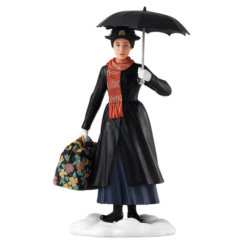 Practically Perfect Mary Poppins Figurine