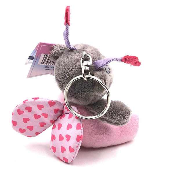 ''Love You Heart'' Me to You Plush Keyring