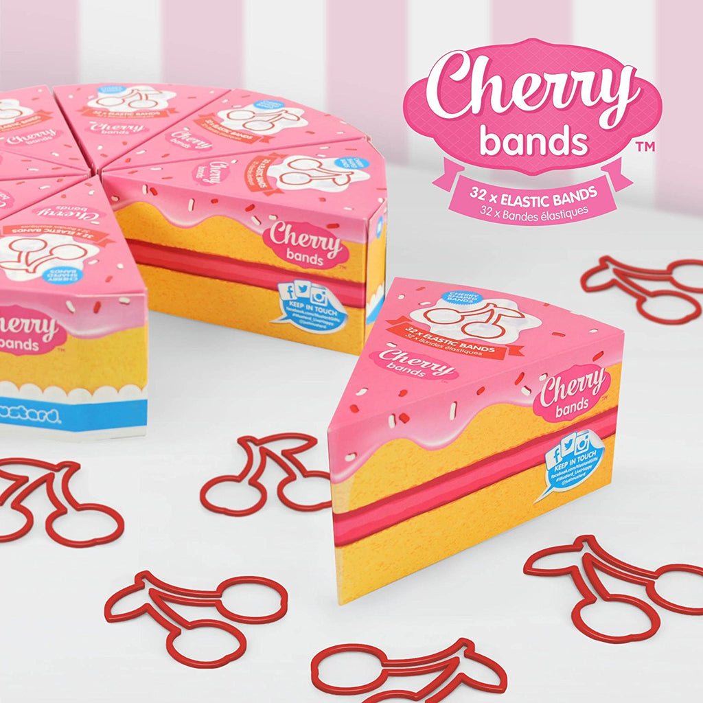 Cherry Shaped Bands