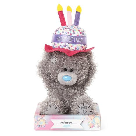 Birthday Cake Hat Me to You Bear