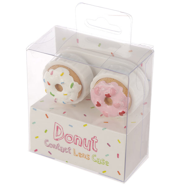Donut Contact Lens Case