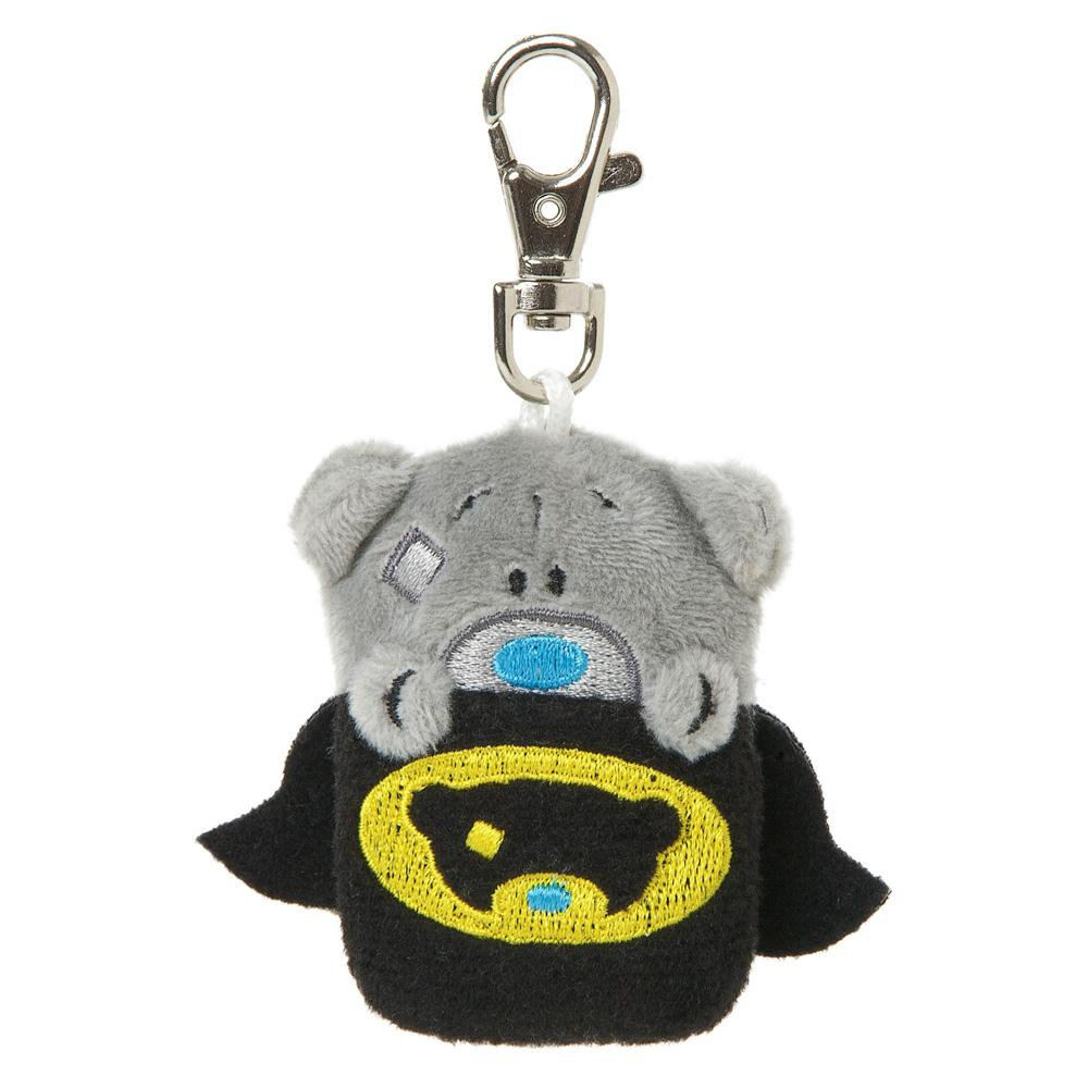 Me to You Bear Wearing Cape Me to You Plush Keyring