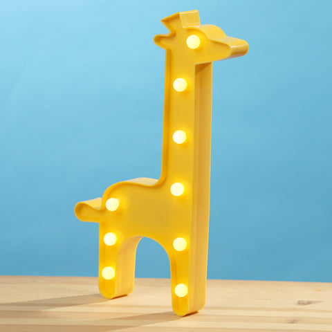 Giraffe LED Standing Light