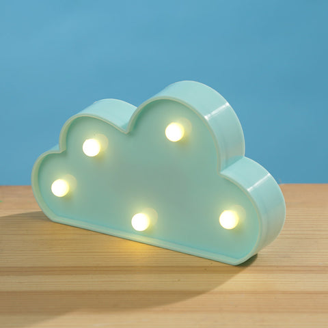 Cosy Cloud LED Light
