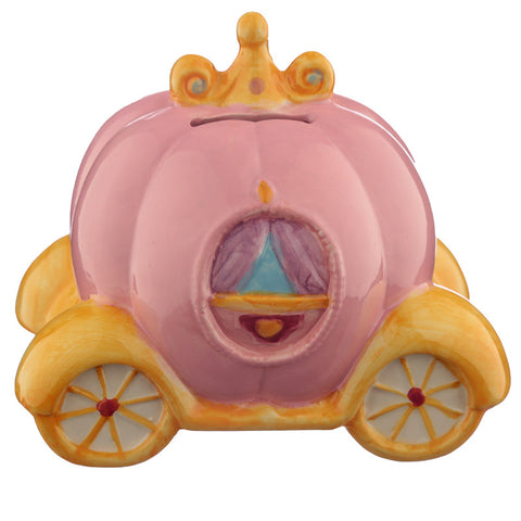 Princess Pumpkin Money Box