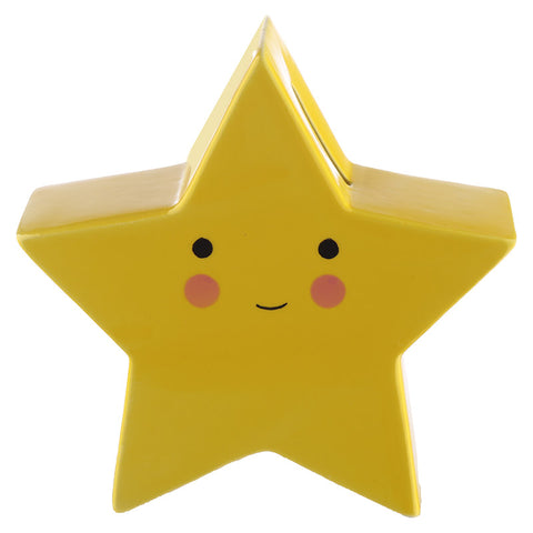 Star Shaped Money Box