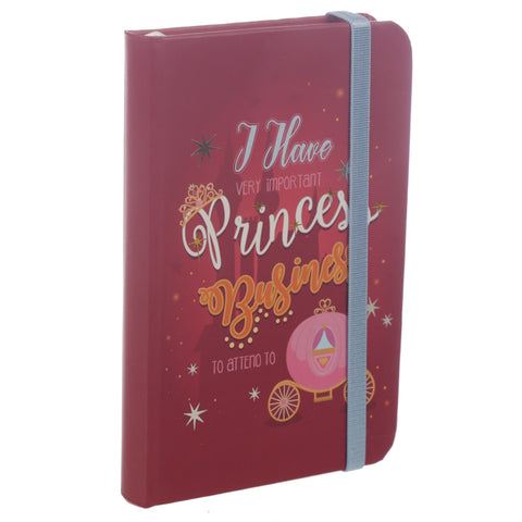 Princess A6 Notebook