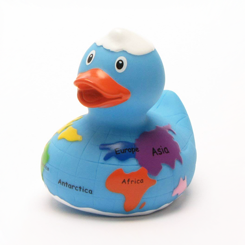 Planet Earth Duck