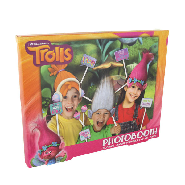 Trolls Photobooth The Smiley Shop Cyprus