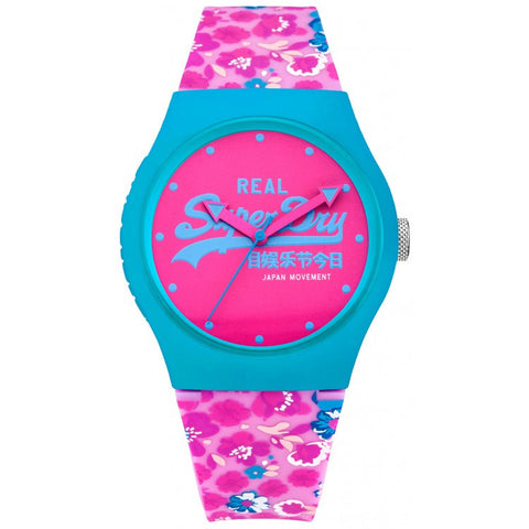 Superdry Urban Floral Watch