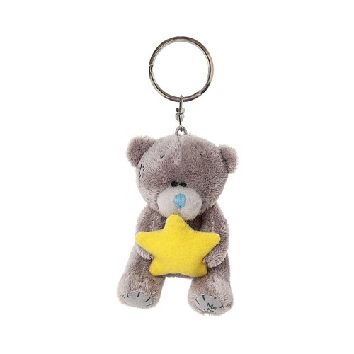 ''Star'' Me to You Plush Keyring