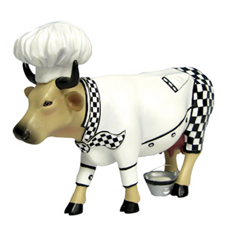 Chef Cow (M)