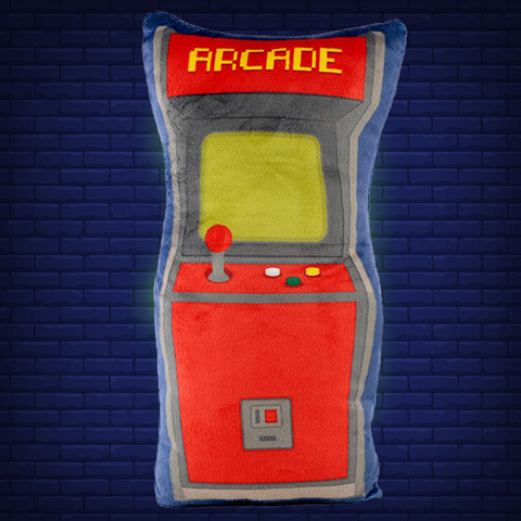 Arcade Game Shaped Cushion