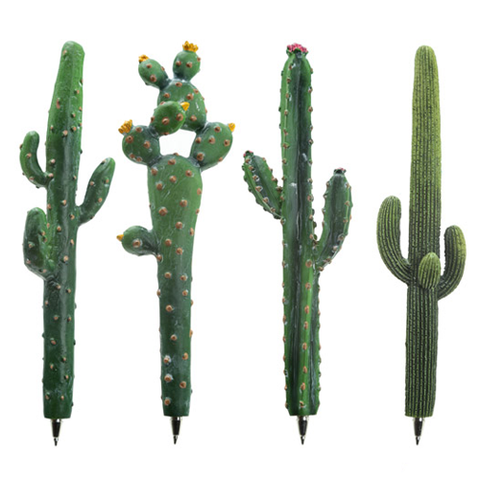 Novelty Cactus Pen