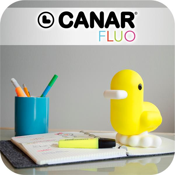 Canar FLUO Banker - Yellow