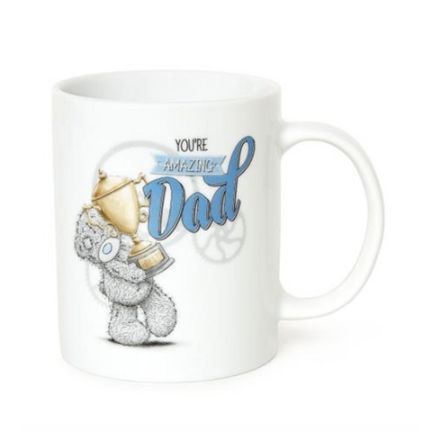 ''Amazing Dad'' Me to You Bear Boxed Mug
