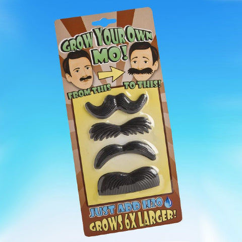 Grow Your Own Mo!