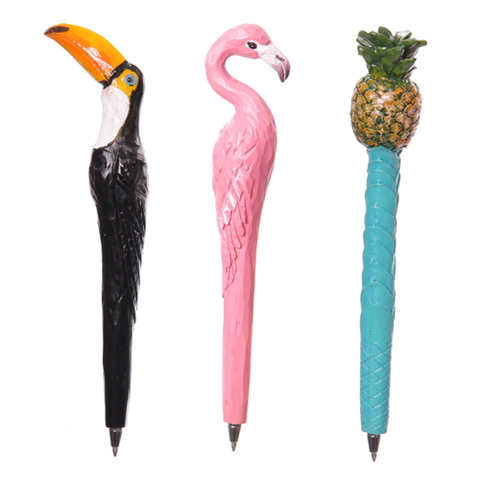 Funky Tropical Pens