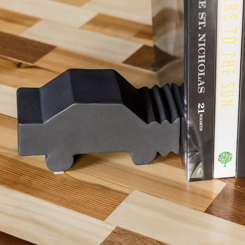 Carboom! Bookend