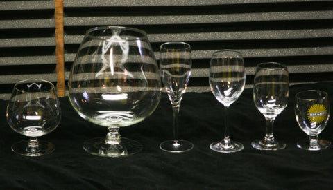 Pro Sound Effects - Sonomar Collection: Crystal Sing - Glasses used to record Crystal Sing