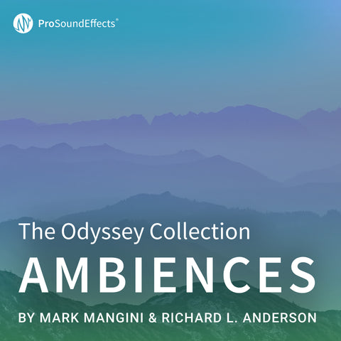 The Odyssey Collection: Ambiences