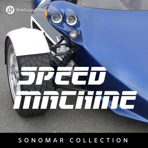 Sonomar Collection: Speed Machine