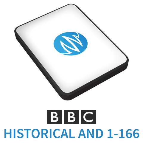 The BBC Historical and 1-166 Sound Effects Library