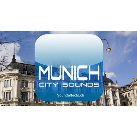 City Sounds - Munich Atmospheres
