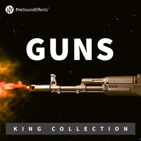 King Collection: Guns