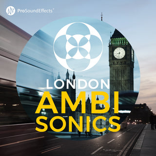Ambience Sound Effects Libraries | Pro Sound Effects