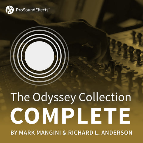 The Odyssey Collection: Complete