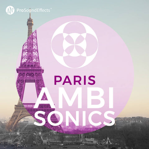 Paris Ambisonics